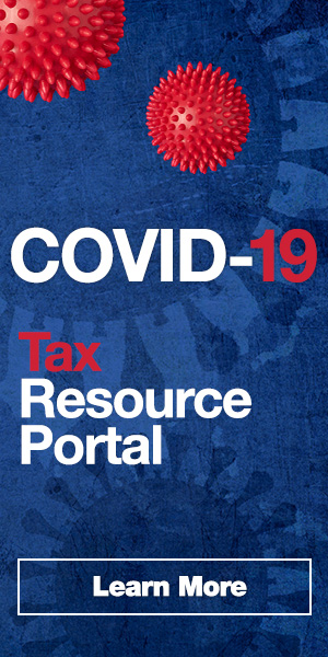 COVID-19 Tax Resources